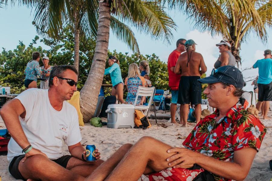 Beach BBQ Checklist