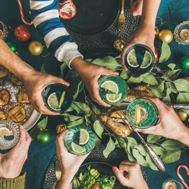 Why do we have such a feast at Christmas?