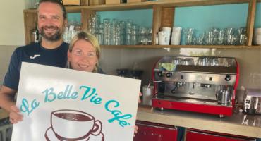 5. La Belle Vie Cafe